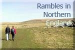 Rambling - mainly in the north of England
